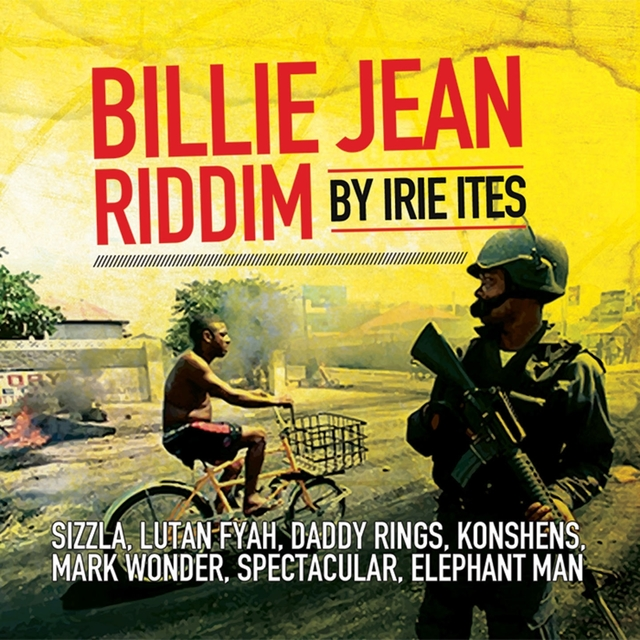 Couverture de Billie Jean