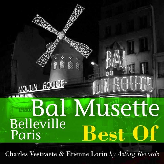 Best of bal musette - Belleville Paris
