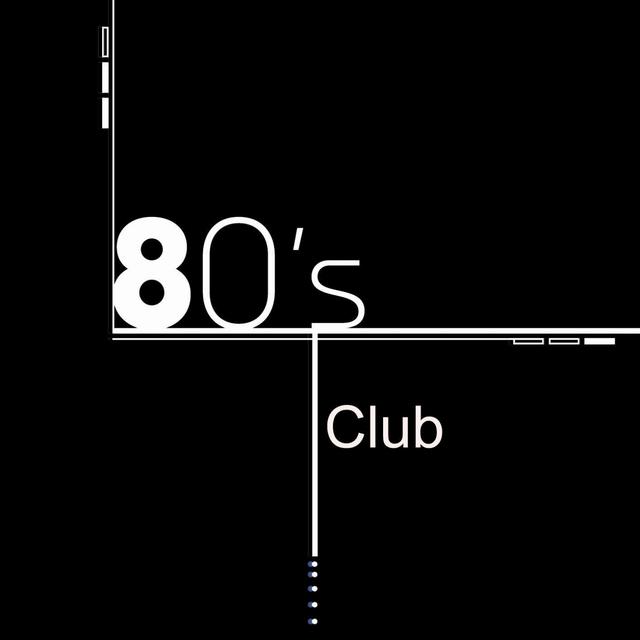 Couverture de Compilation années 80 : 80's Clubs