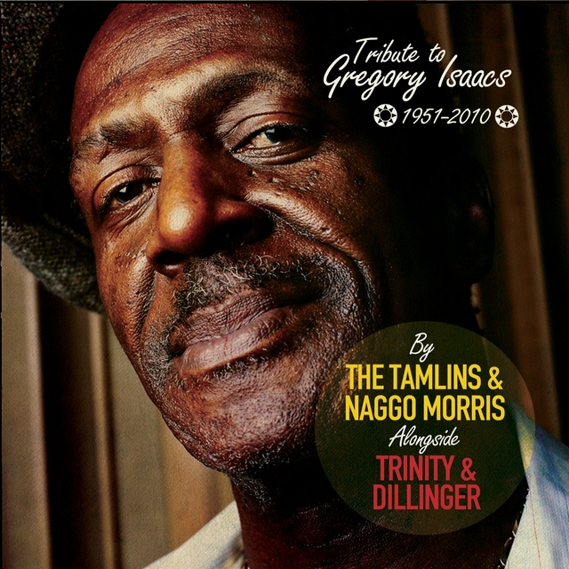 Couverture de Tribute to Gregory Isaacs