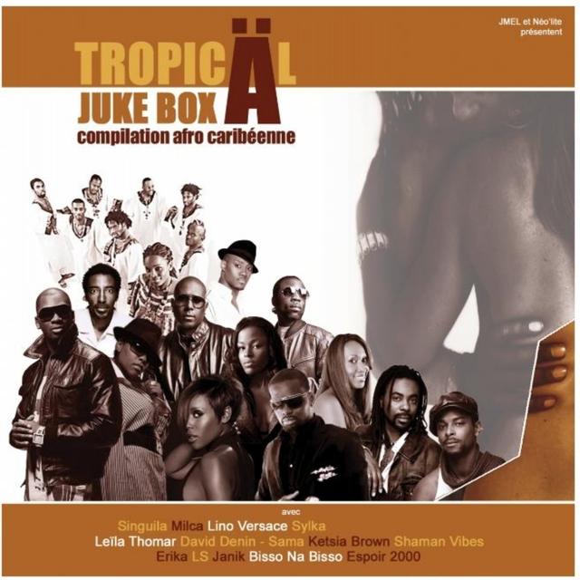 Couverture de TropicÄl Jukebox