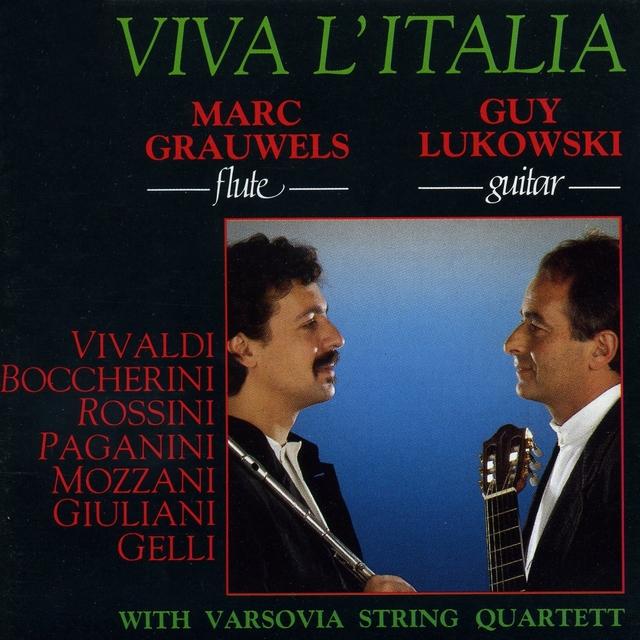 Couverture de Viva l'Italia