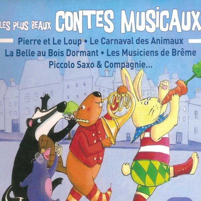 Les plus beaux contes musicaux