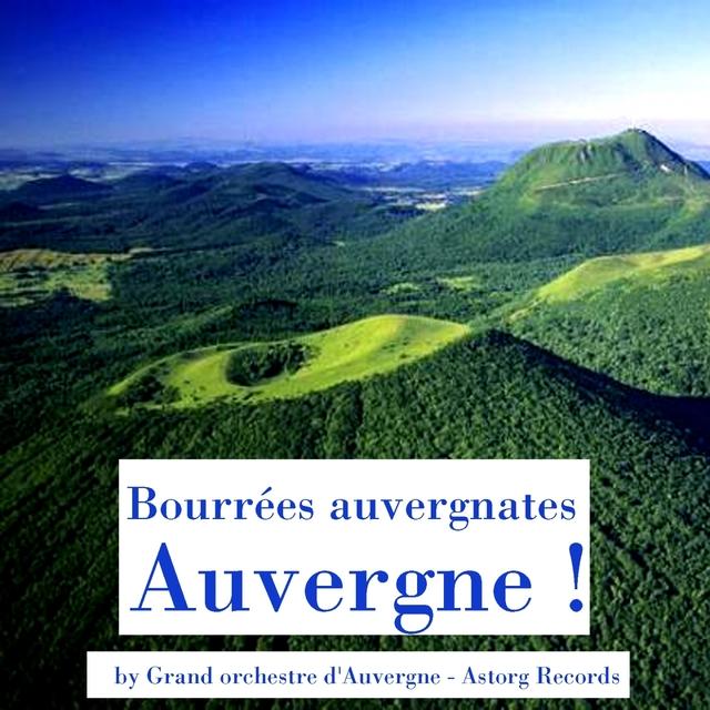 Bourrées auvergnates - Auvergne !