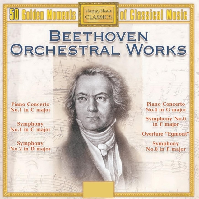 Beethoven Orchestral Works