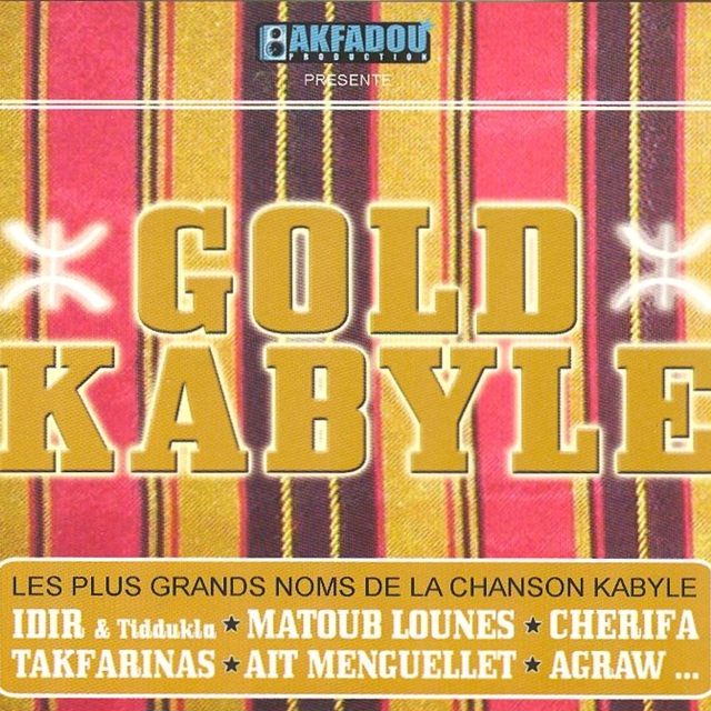 Gold Kabyle