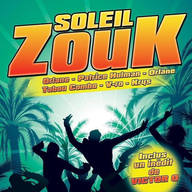 Couverture de Soleil Zouk