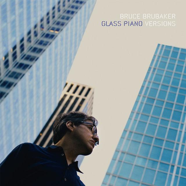 Couverture de Glass Piano Versions
