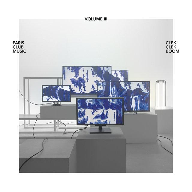 Couverture de Paris Club Music, Vol. 3