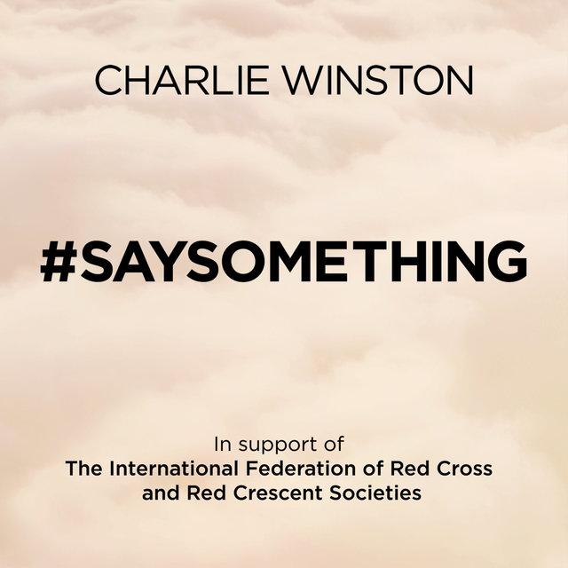 #saysomething - Single