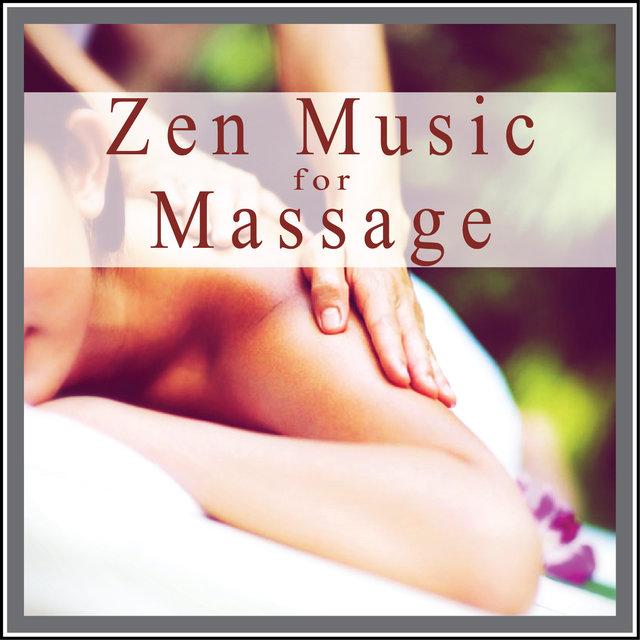 Couverture de Zen Music for Massage