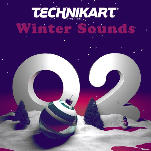 Couverture de Technikart 02 - Winter Sounds