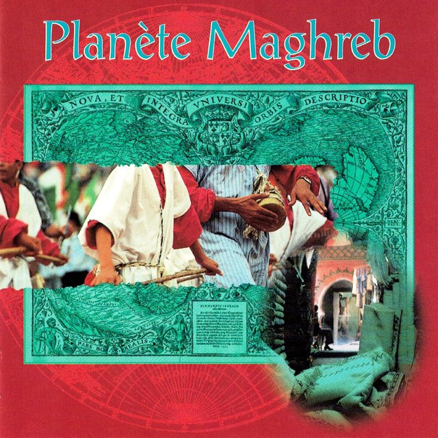 Couverture de Planète Maghreb
