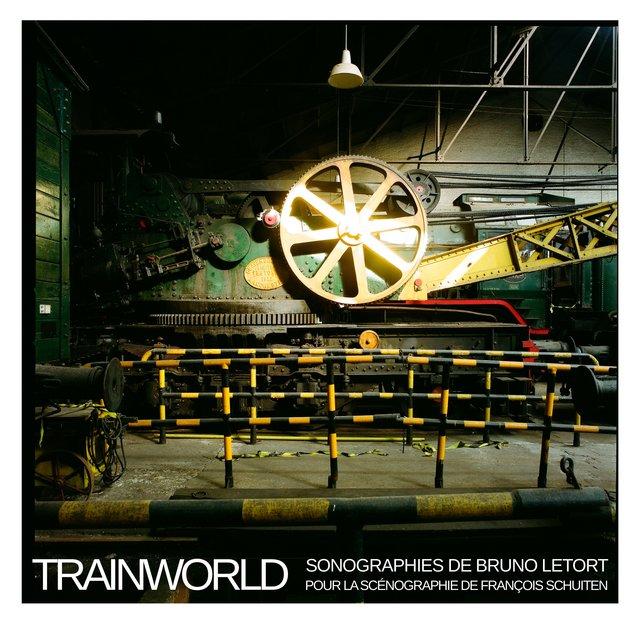 Trainworld, sonographies de Bruno Letort pour la scénographie de François Schuiten