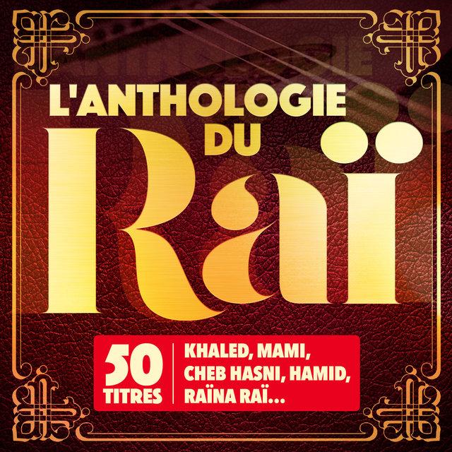 Couverture de L'anthologie du Raï (50 titres)