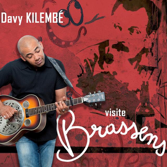 Davy Kilembé visite Brassens