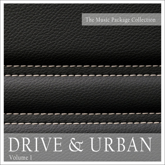 Couverture de The Music Package Collection: Drive & Urban, Vol. 1