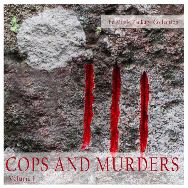 Couverture de The Music Package Collection: Cops and Murders, Vol. 1