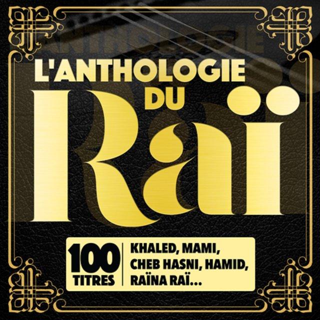 Couverture de L'anthologie du Raï (100 titres)