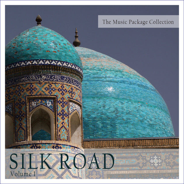 Couverture de The Music Package Collection: Silk Road, Vol. 1