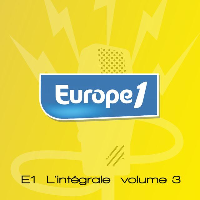 Couverture de Europe 1 l'intégrale, Vol. 3
