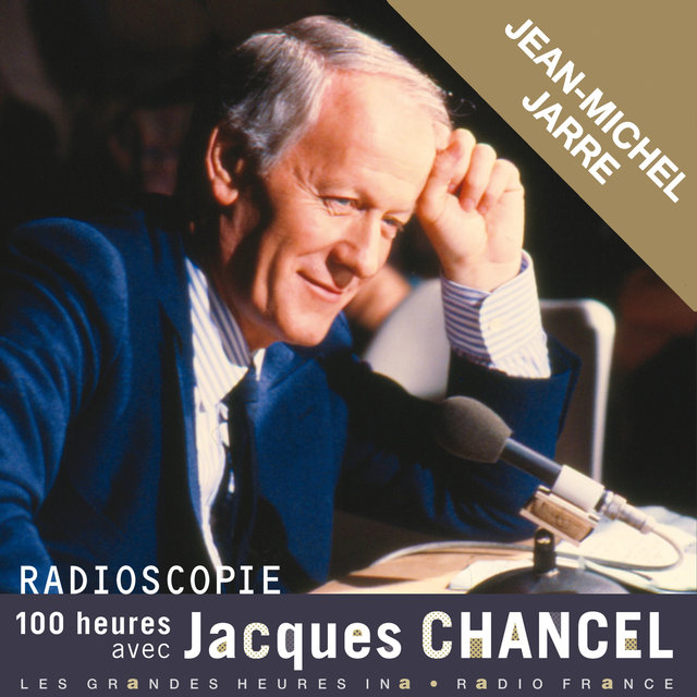 Radioscopie. 100 heures avec Jacques Chancel: Jean-Michel Jarre