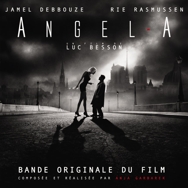 Couverture de Angel-A (Bande originale du film)