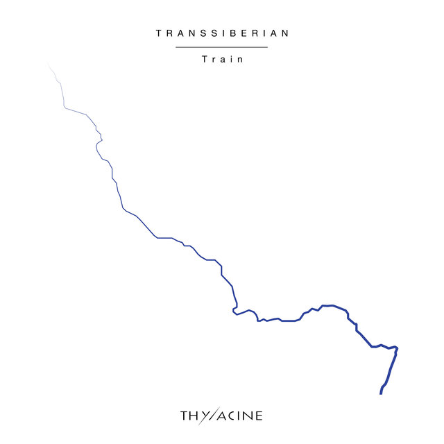 Couverture de Train (From Transsiberian) - Single