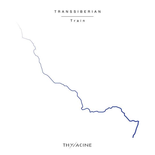 Train (From Transsiberian) - Single
