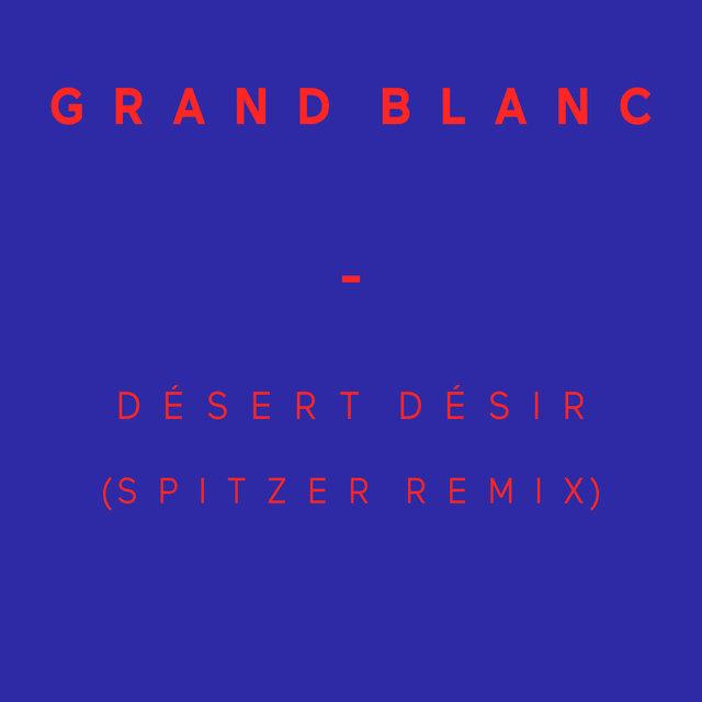 Désert Désir (Spitzer Remix) - Single