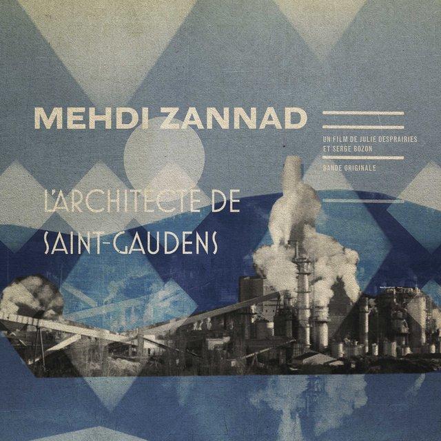 Couverture de L'architecte de Saint-Gaudens (Bande originale du film) - EP