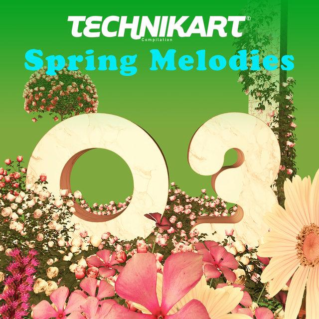 Couverture de Technikart 03 - Spring Melodies
