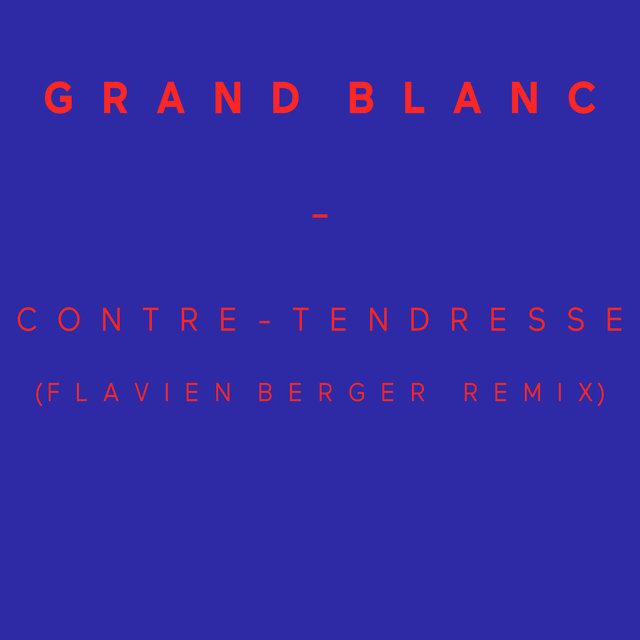 Couverture de Contre-tendresse (Flavien Berger Remix) - Single