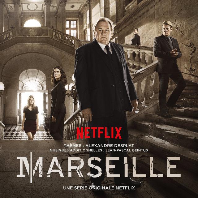 Couverture de Marseille (A Netflix Original Series Soundtrack)