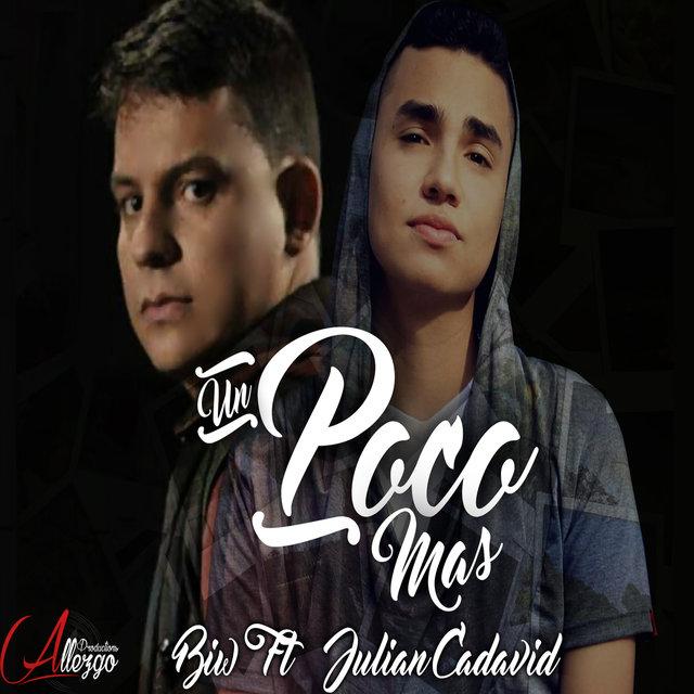 Couverture de Un Poco Mas - Single
