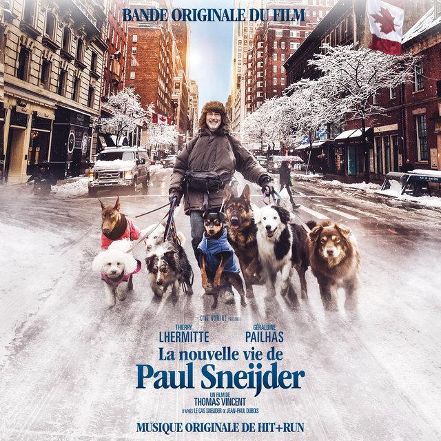 Couverture de La nouvelle vie de Paul Sneijder (Bande originale du film)