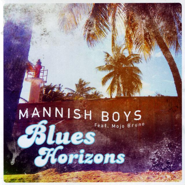 Couverture de Blues Horizons