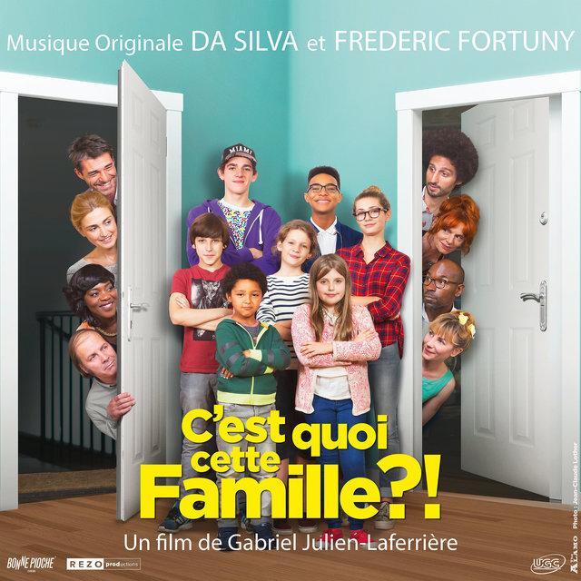 C'est quoi cette famille ?! (Bande originale du film)