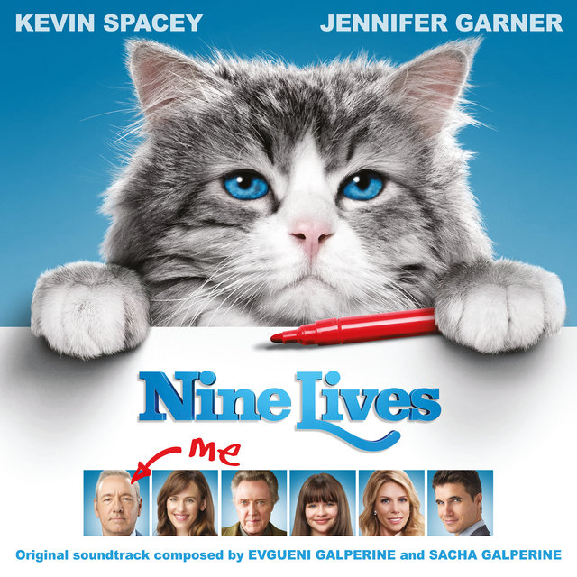 Couverture de Nine Lives (Original Motion Picture Soundtrack)
