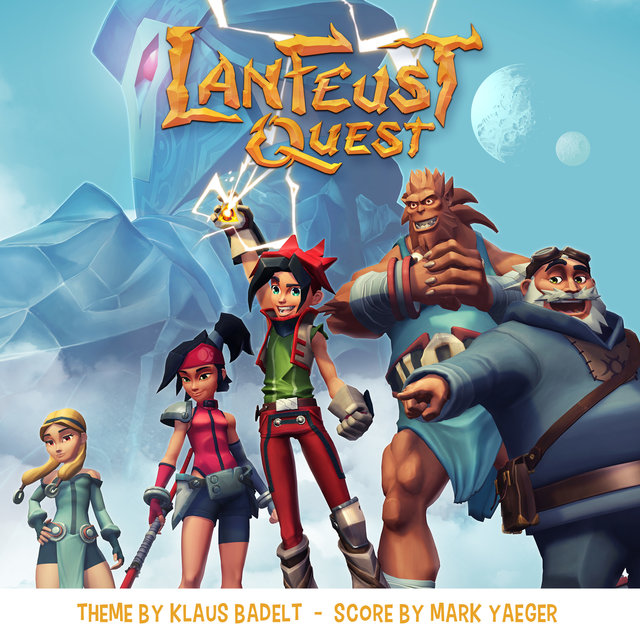 Lanfeust Quest (Original Animated Series Soundtrack)