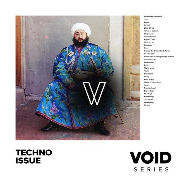 Couverture de VOID: Techno Issue