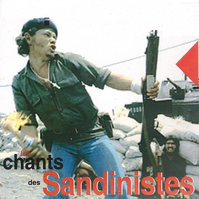Les chants des Sandinistes