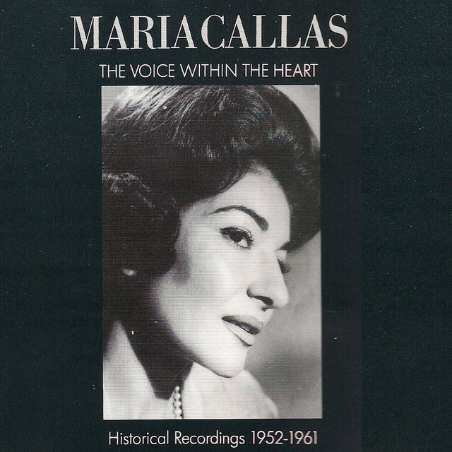 The Voice Within the Heart (Historical Recordings 1952-1961)