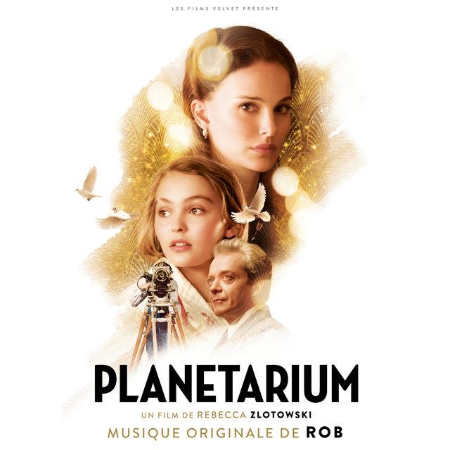 Planetarium (Bande originale du film)
