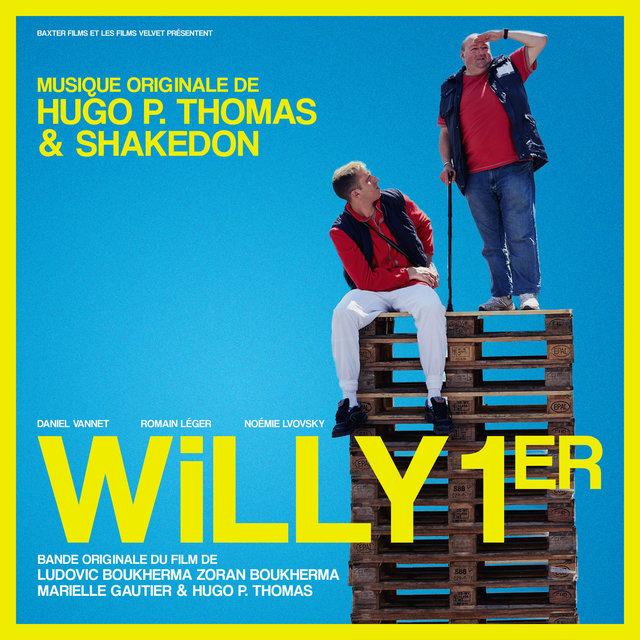 Willy 1er (Bande originale du film)