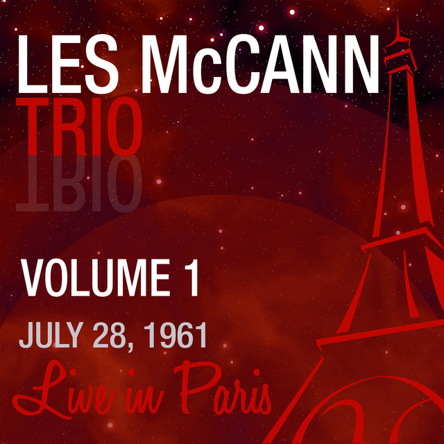 Live in Paris, July 28 1961, Vol. 1