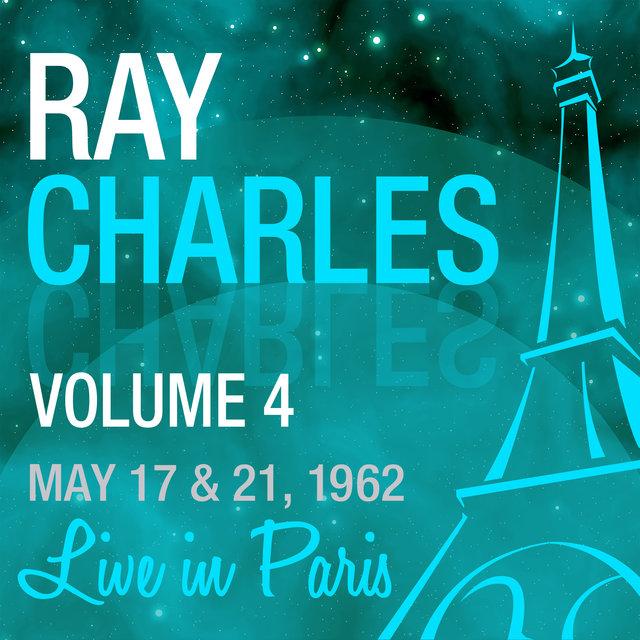 Couverture de Live in Paris, May 17 & 21 1962, Vol. 4