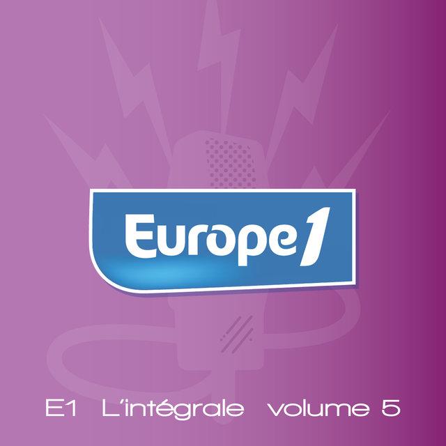 Europe 1 l'intégrale, Vol. 5