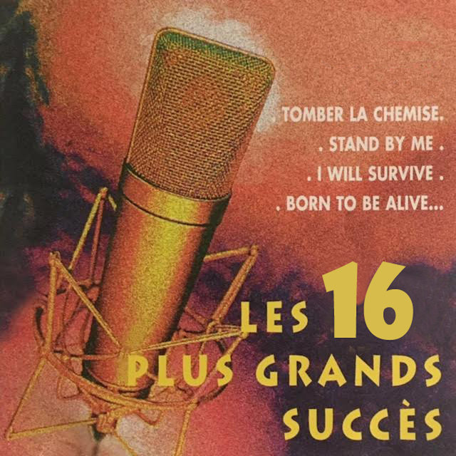 Les 16 plus grands succès