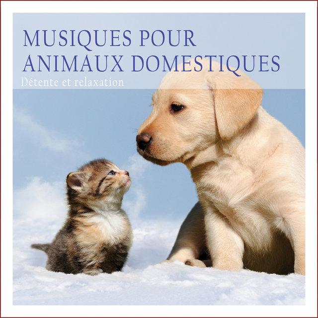Couverture de Musiques pour animaux domestiques: Détente et relaxation